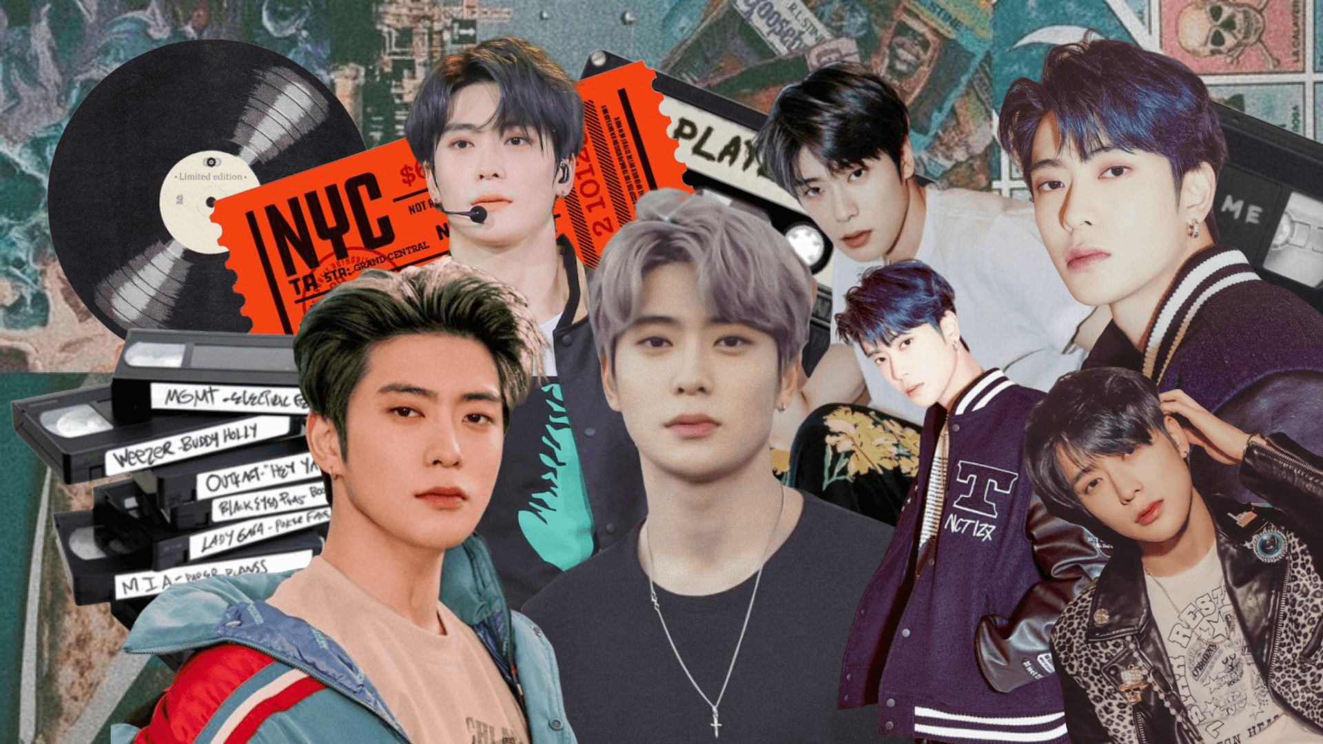Jaehyun Desktop Wallpapers Top Free Jaehyun Desktop
