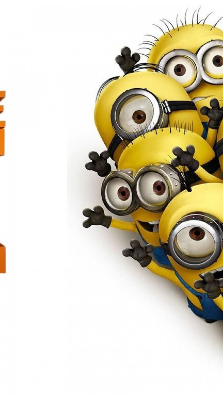 Despicable Me Minion iPhone Wallpapers - Top Free ...