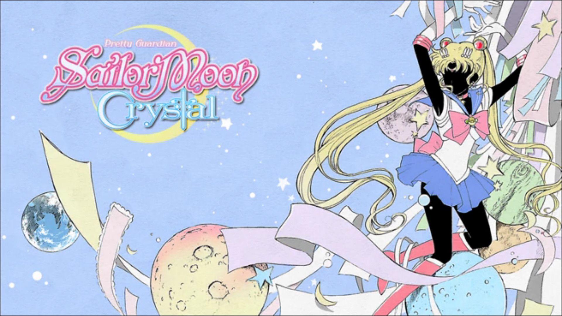 Pastel Sailor Moon Desktop Wallpapers Top Free Pastel Sailor