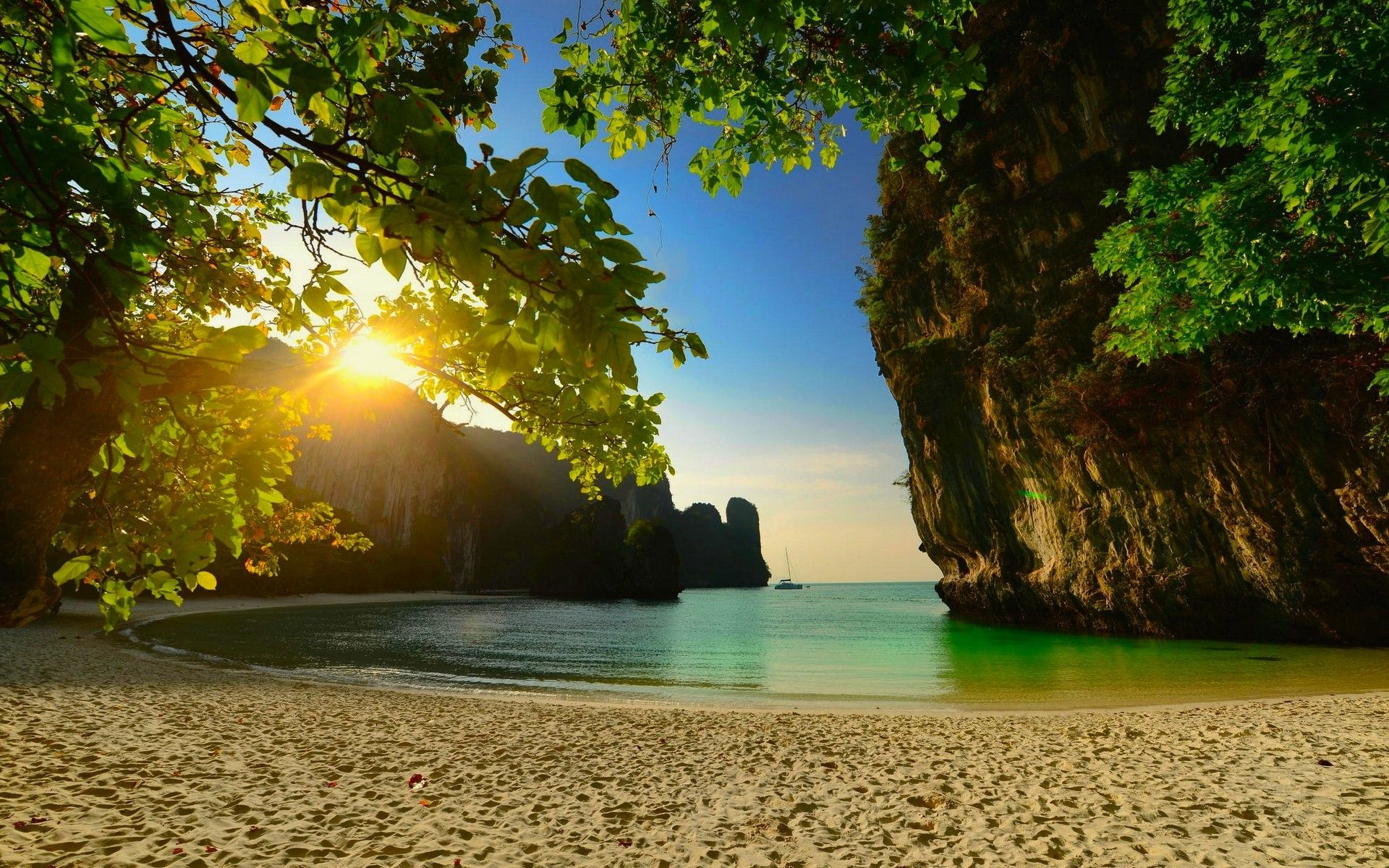 Thailand Landscape Wallpapers - Top Free Thailand
