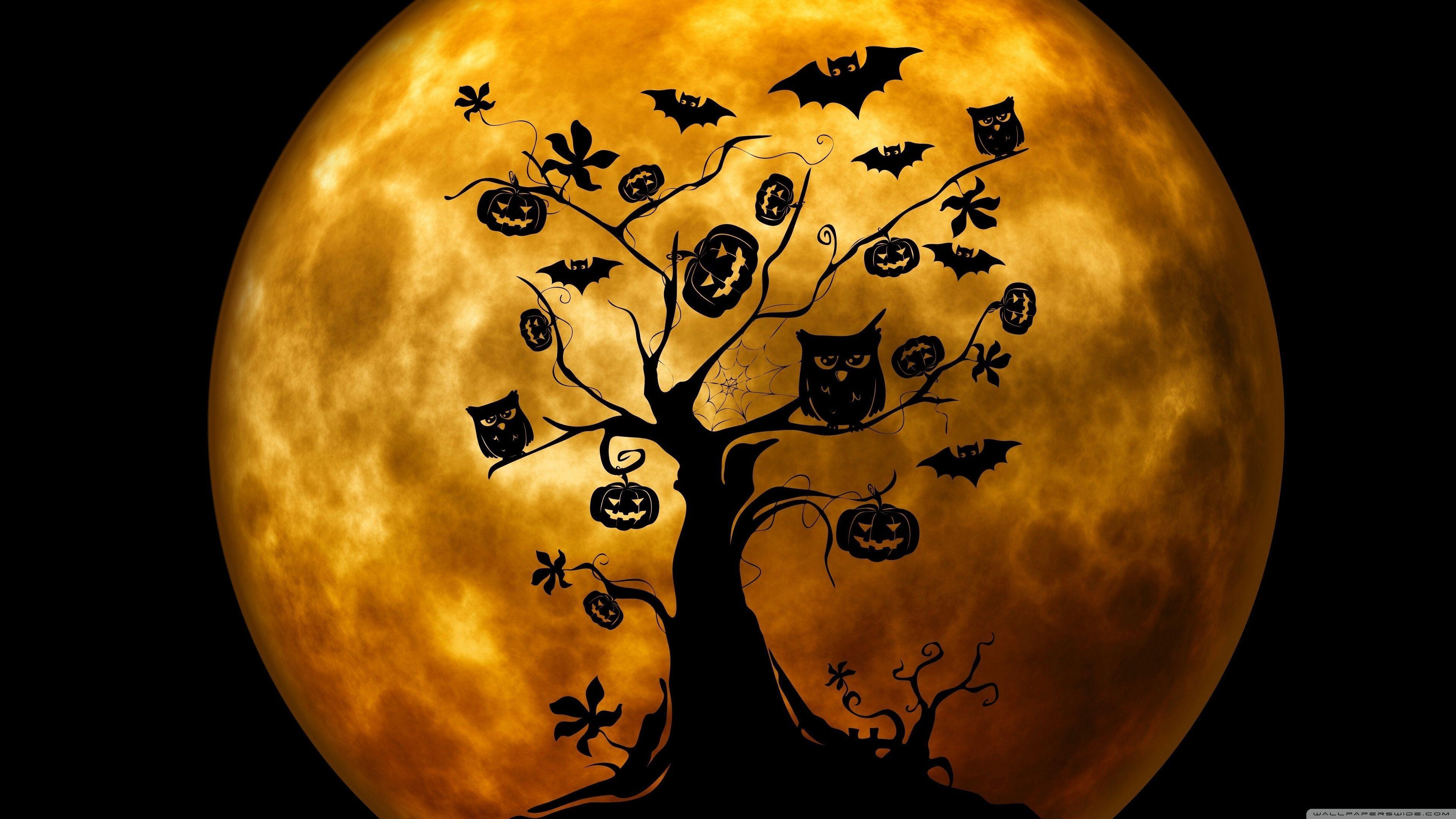 Halloween 4K Wallpapers - Top Free Halloween 4K ...