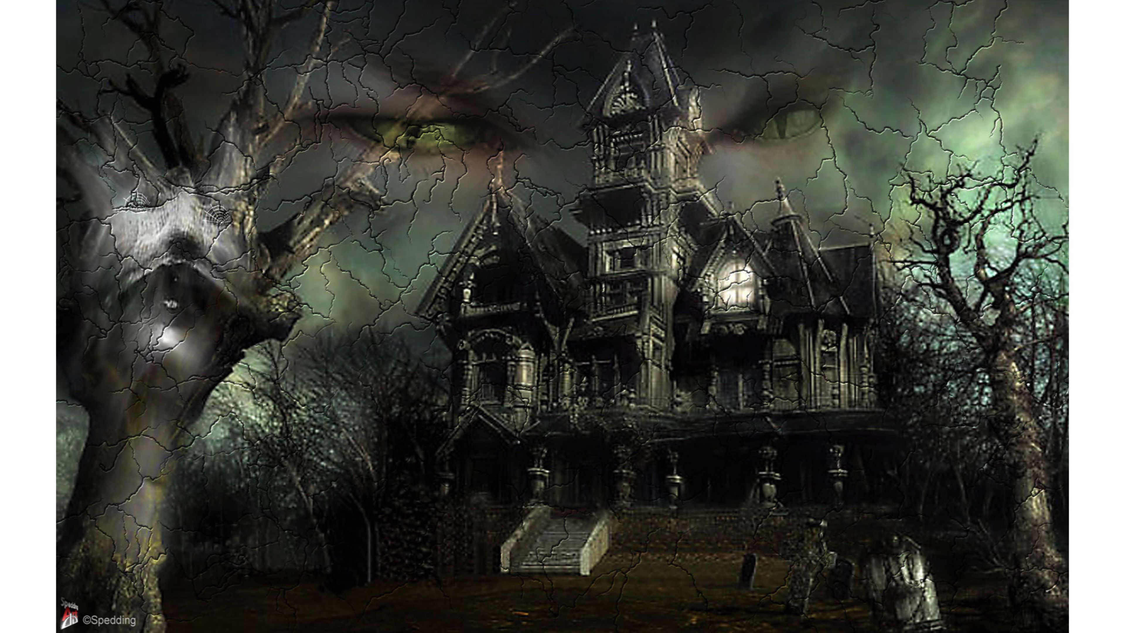 Top Free 4K Spooky Backgrounds