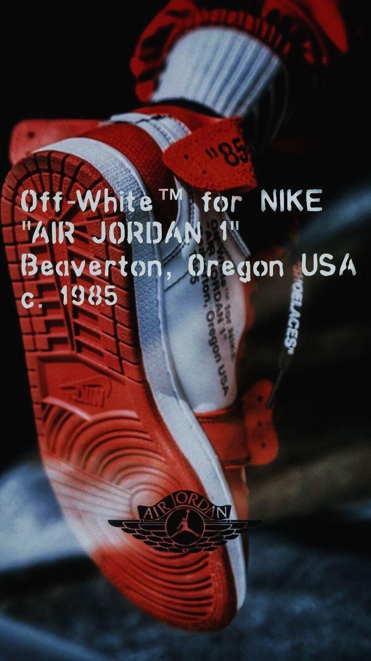 Off White Jordan 1 Wallpapers - Top Free Off White Jordan ...
