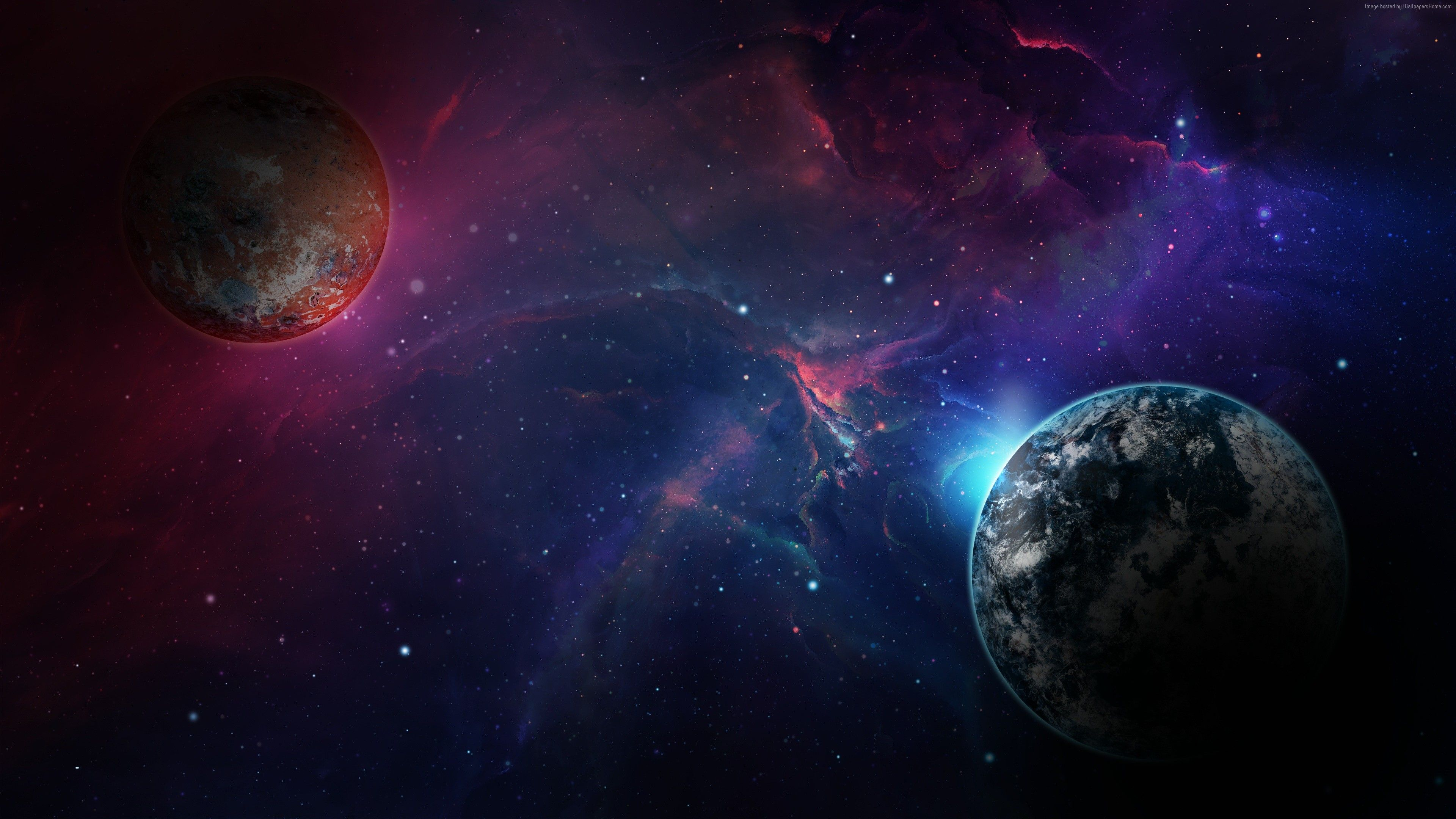Galaxy Space Wallpaper 4k Apk Download: Top Free 4K Space Backgrounds