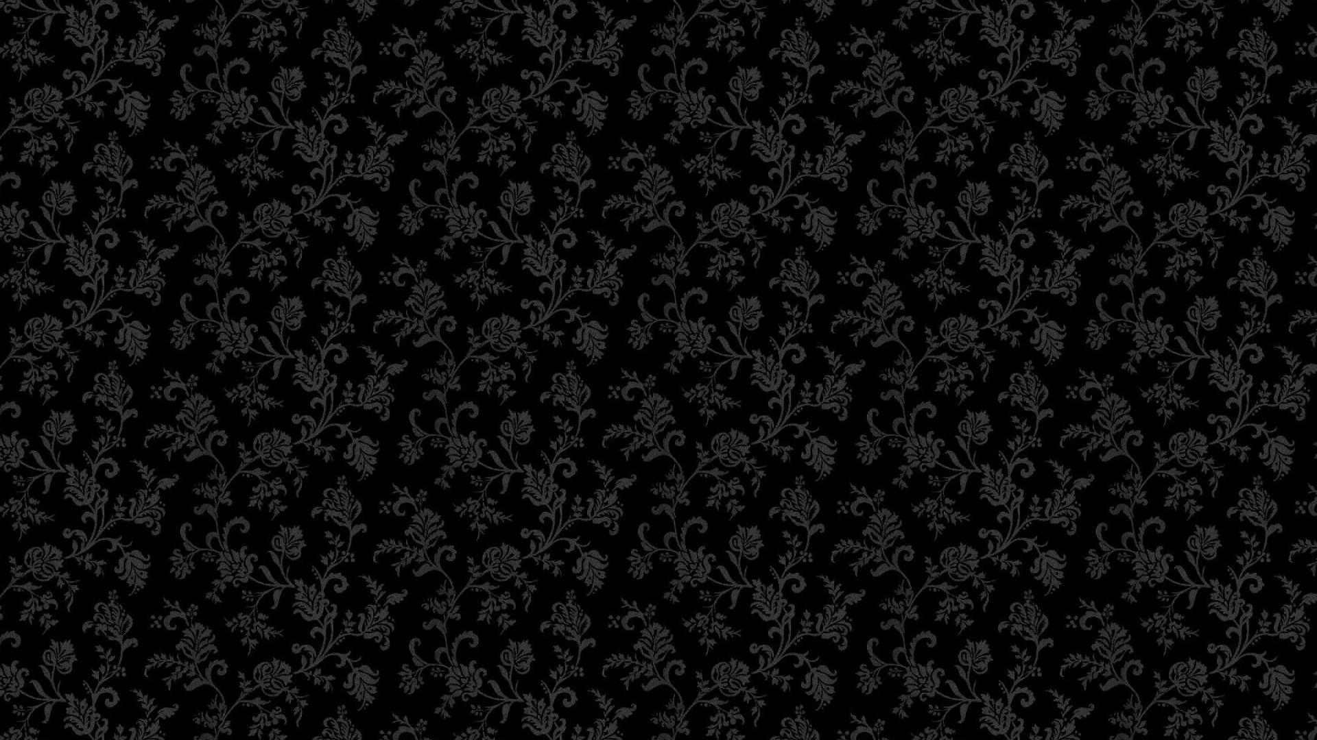 Black Pattern Wallpapers Top Free Black Pattern