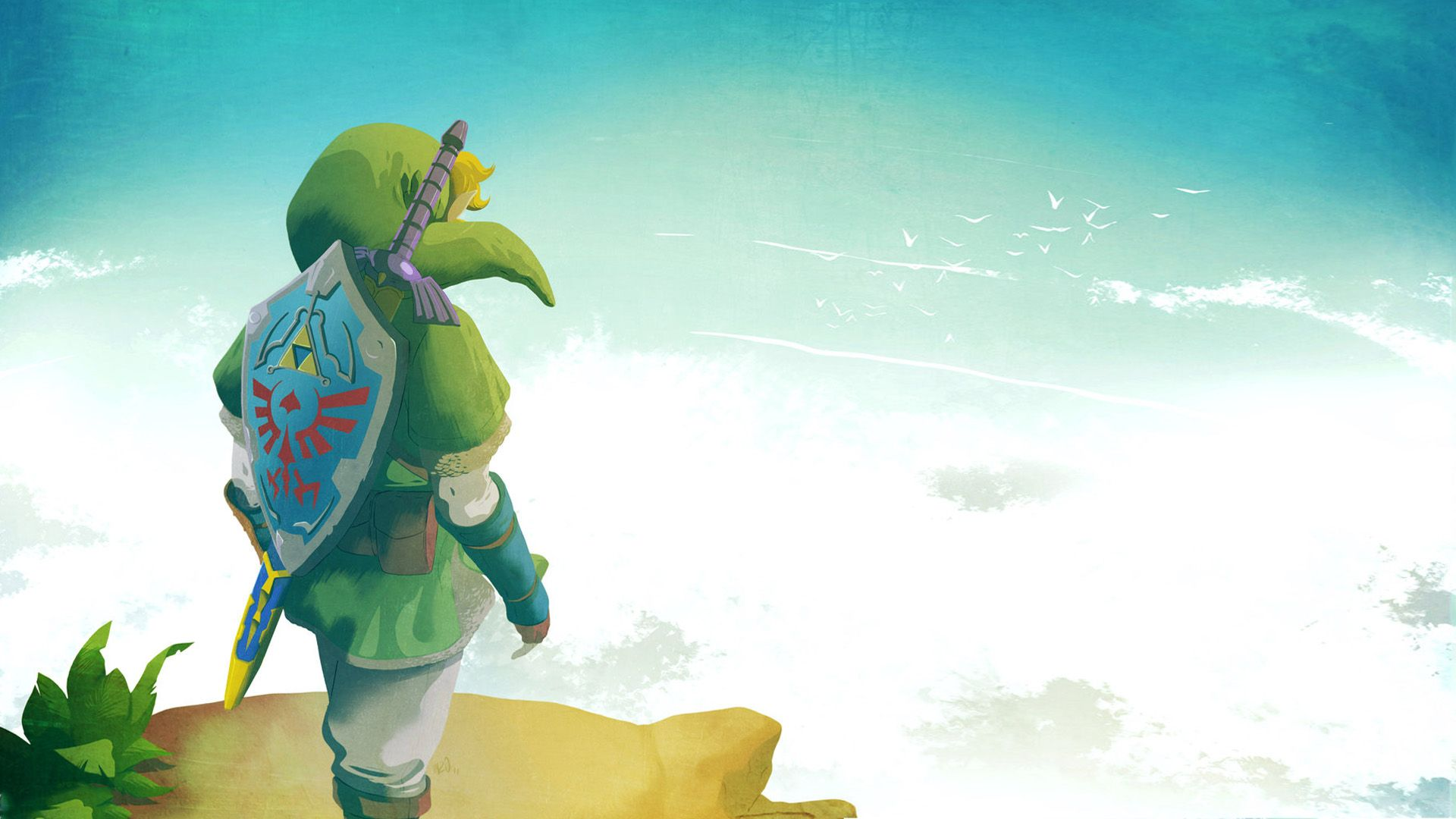 1920 X 1080 Legend Of Zelda Wallpapers Top Free 1920 X