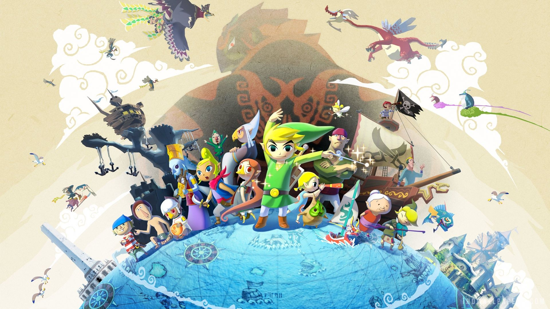 1920 X 1080 Legend Of Zelda Wallpapers Top Free 1920 X 1080