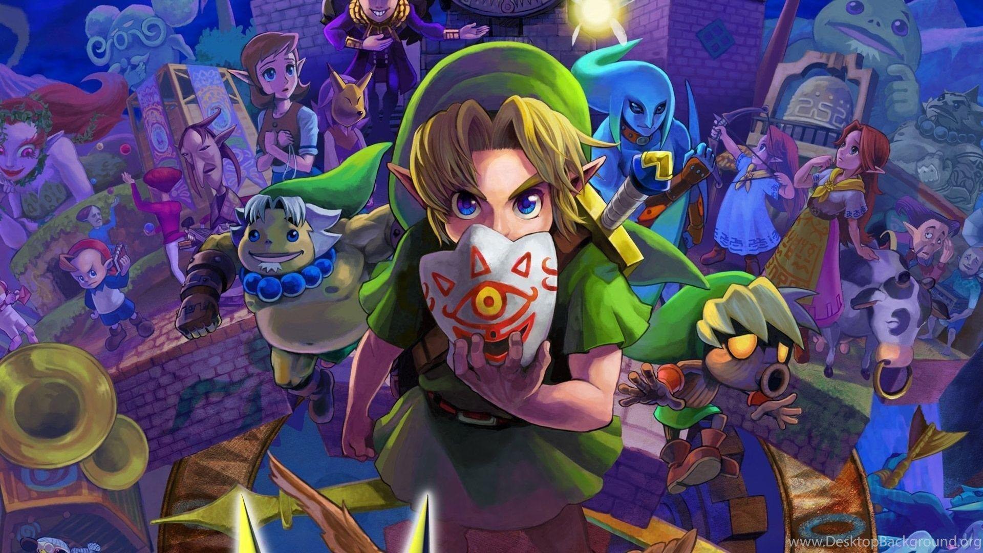 1920 X 1080 Legend Of Zelda Wallpapers Top Free 1920 X 1080