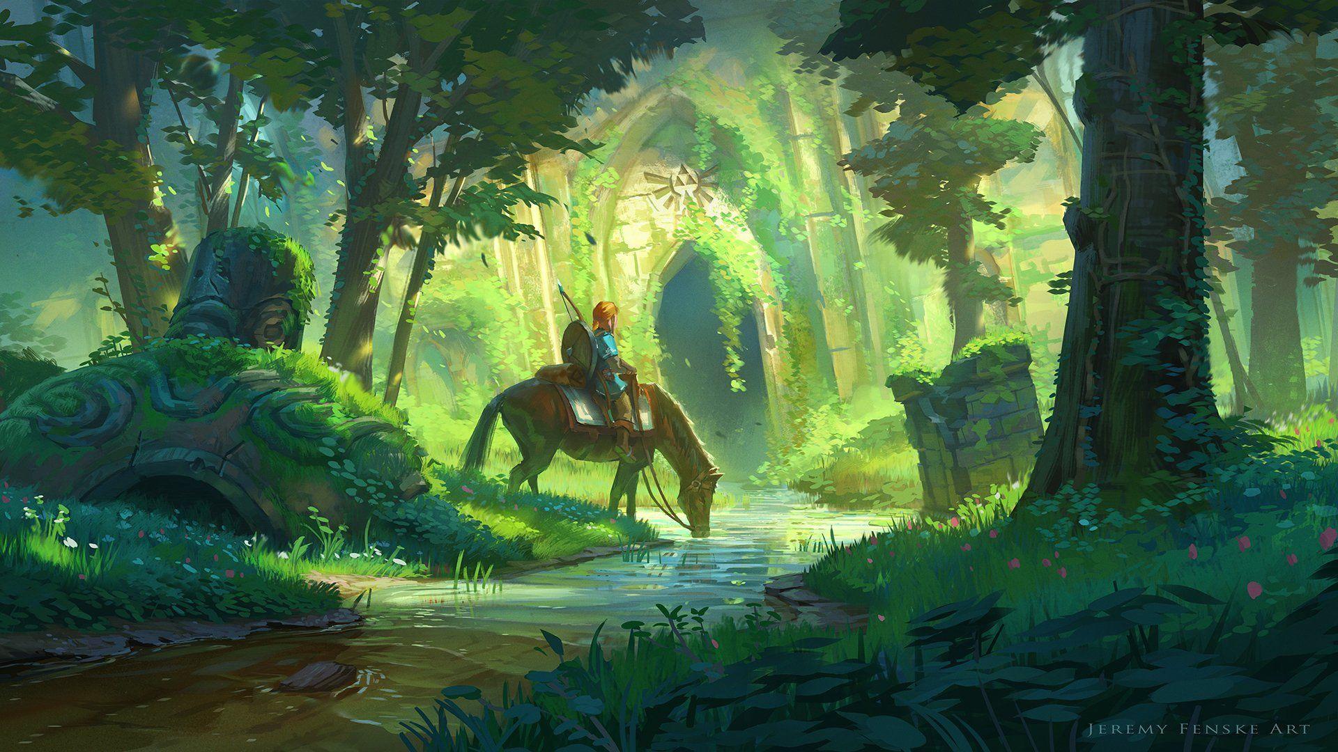 Legend Of Zelda Wallpapers Top Free Legend Of Zelda Backgrounds