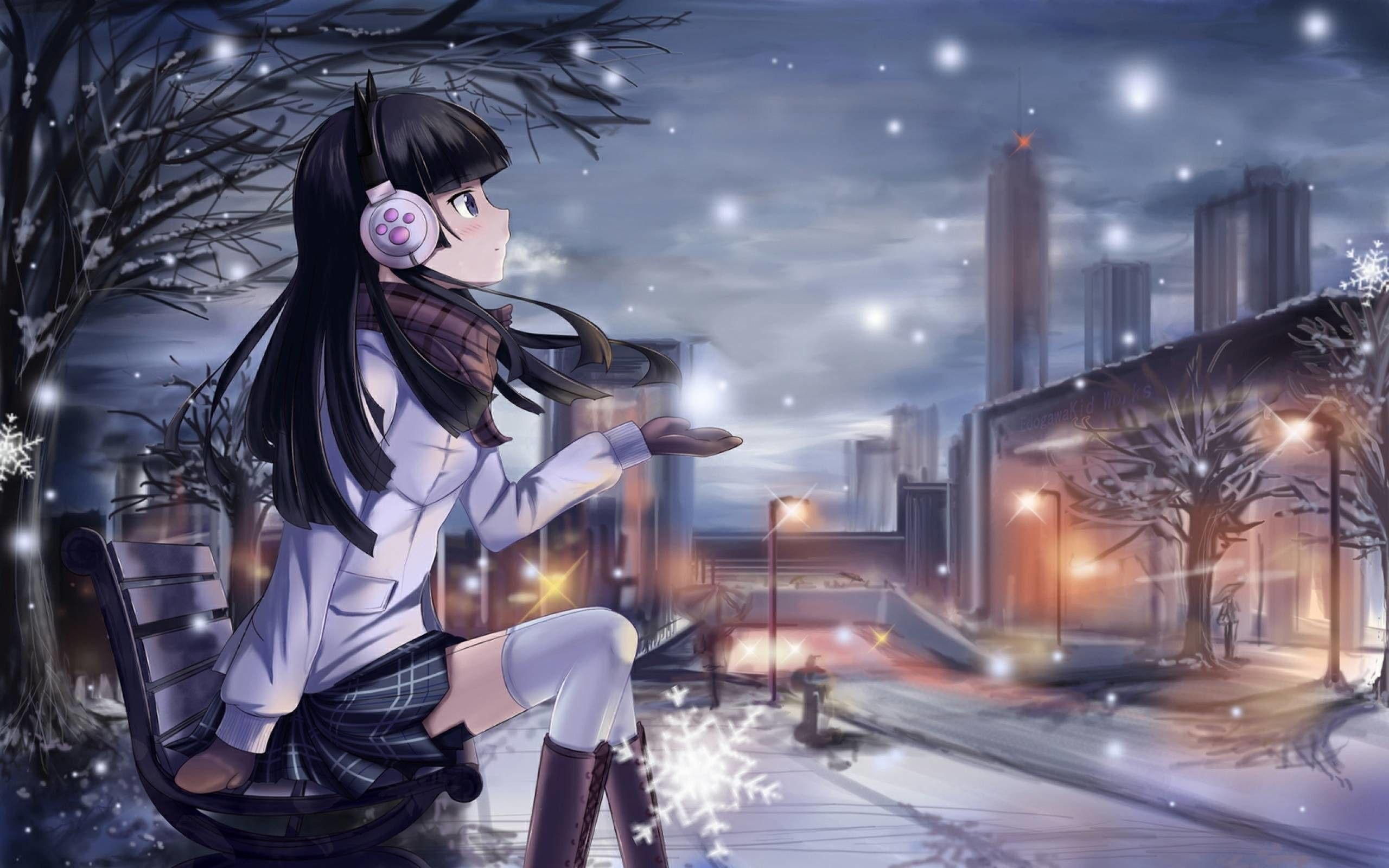 Beautiful Female Anime Wallpapers - Top Free Beautiful Female