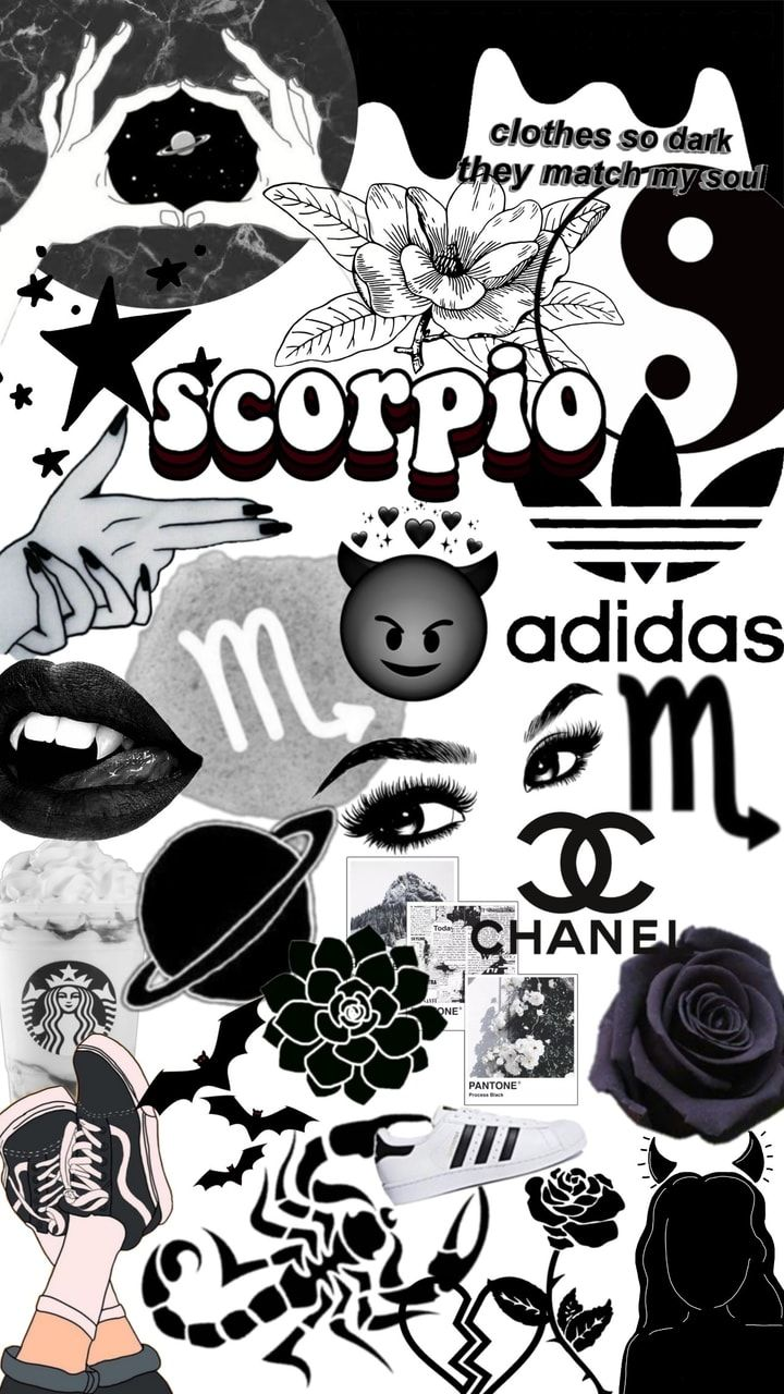 scorpio aesthetic wallpapers