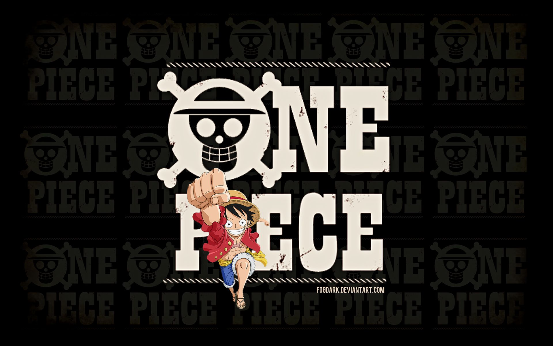 One Piece Logo Wallpapers Top Free One Piece Logo Backgrounds Wallpaperaccess