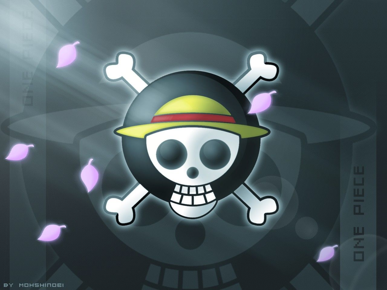 Logo One Piece Wallpapers Top Free Logo One Piece Backgrounds Wallpaperaccess