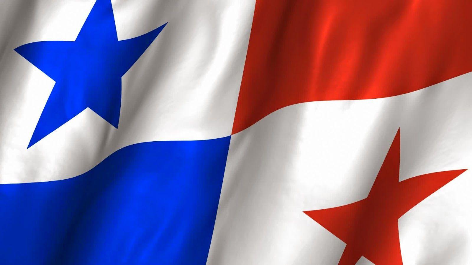 1920x1080 Panama Flag - Wallpaper ...