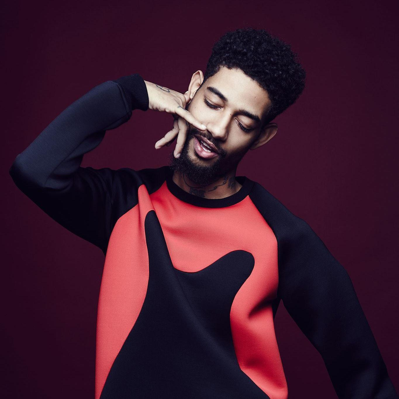 1365x1364 PnB Rock Wallpapers
