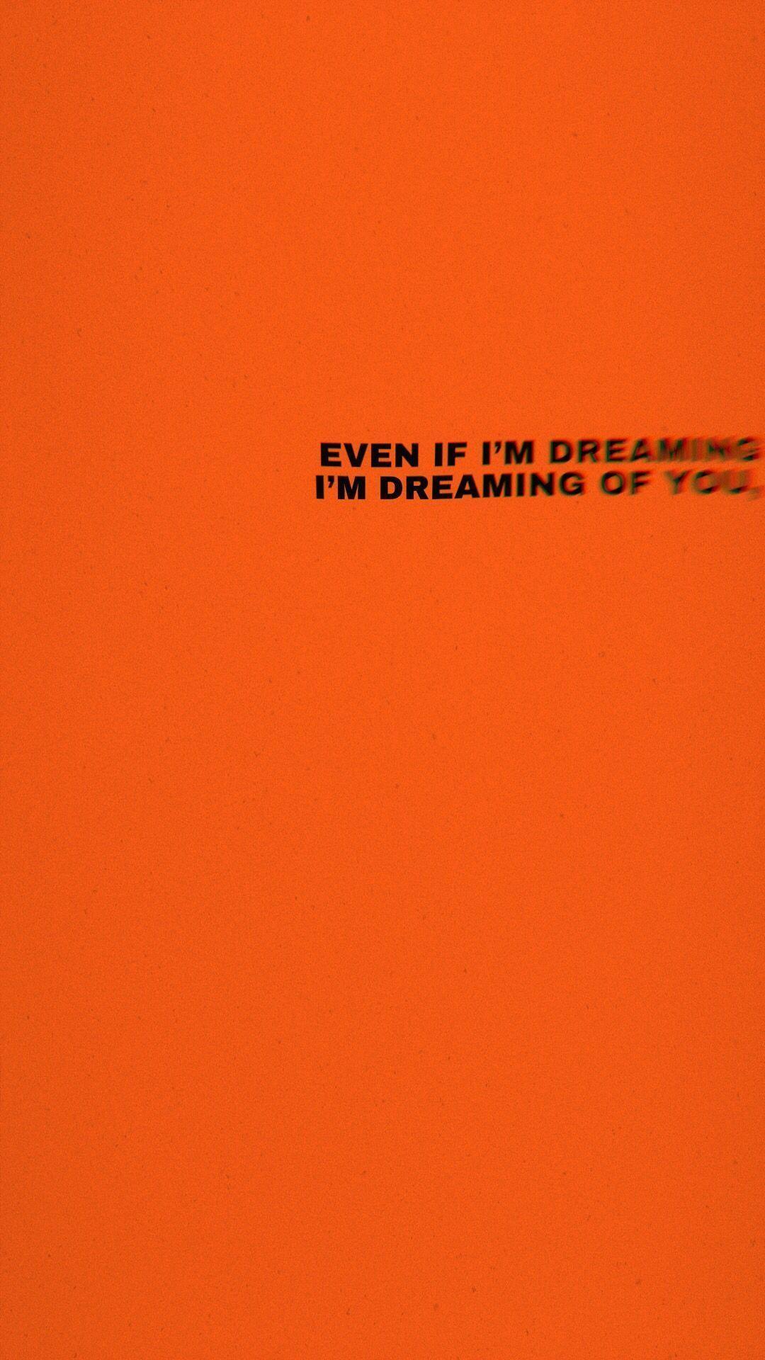 orange grunge aesthetic wallpapers