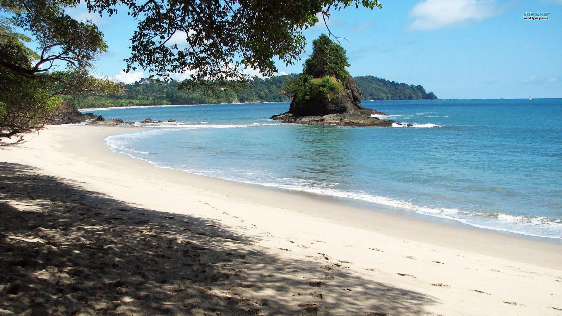 1920x1080 Island beach Hình nền cho máy tính để bàn 1920x1080