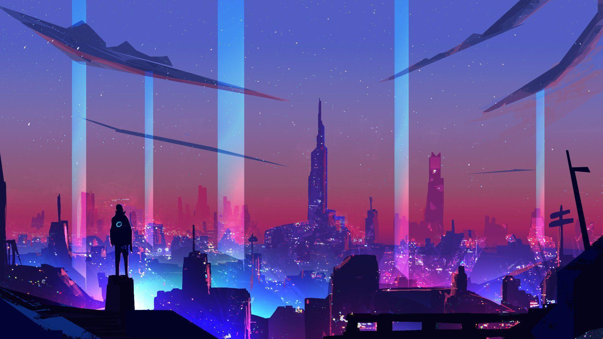 2D City Wallpapers - Top Free 2D City ...