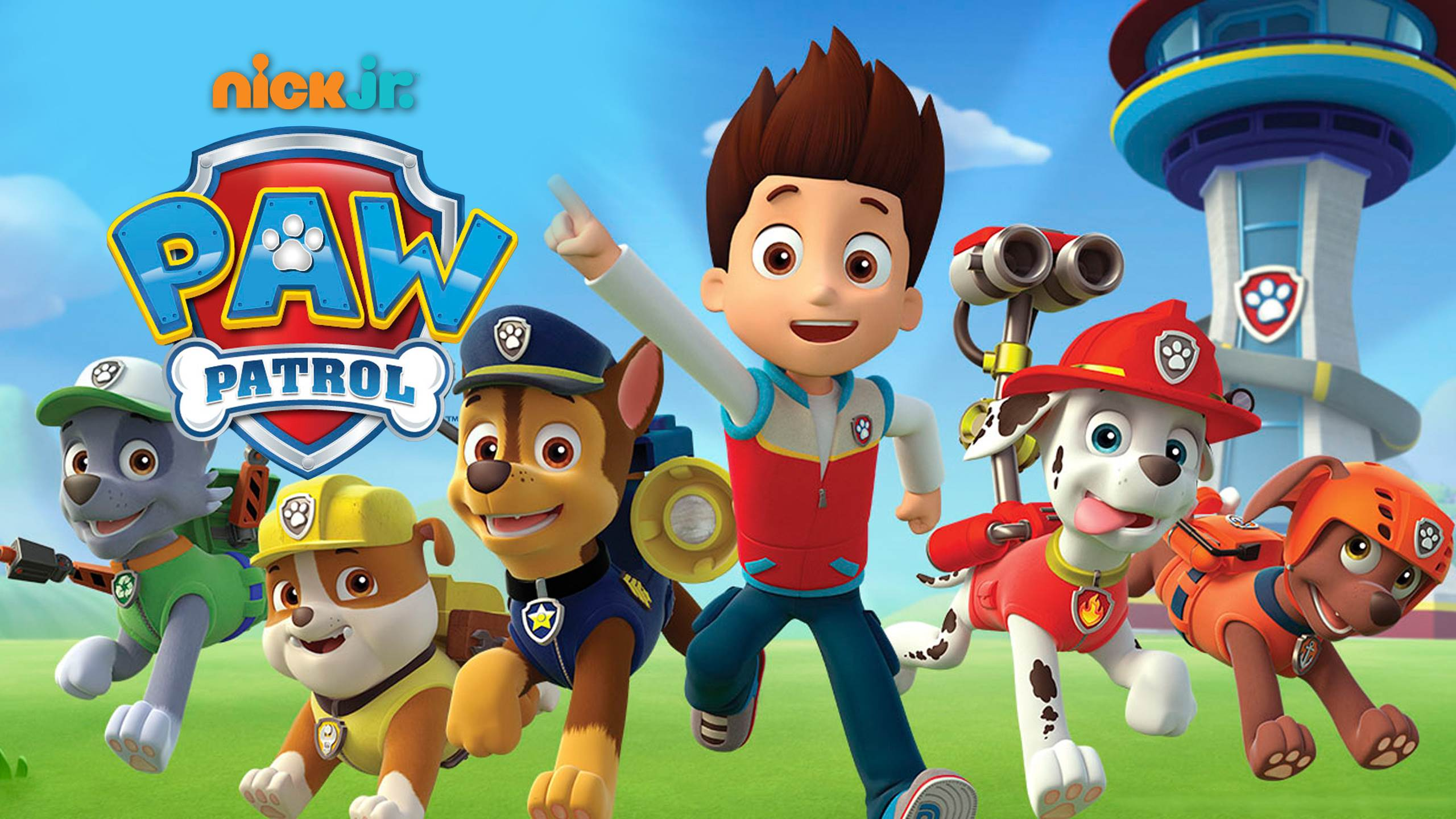 chase paw patrol wallpapers  top free chase paw patrol