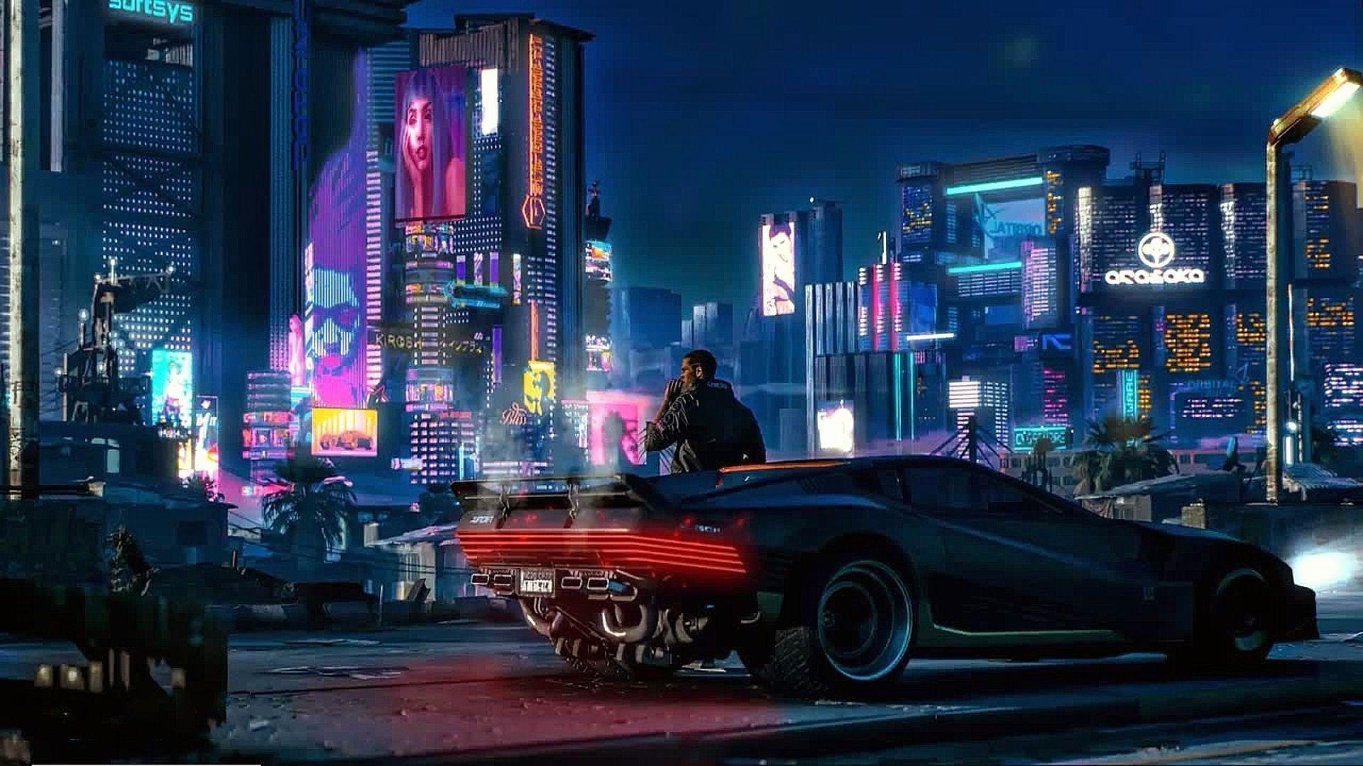 Cyberpunk 2077 Hd Wallpapers Top Free Cyberpunk 2077 Hd Backgrounds Wallpaperaccess