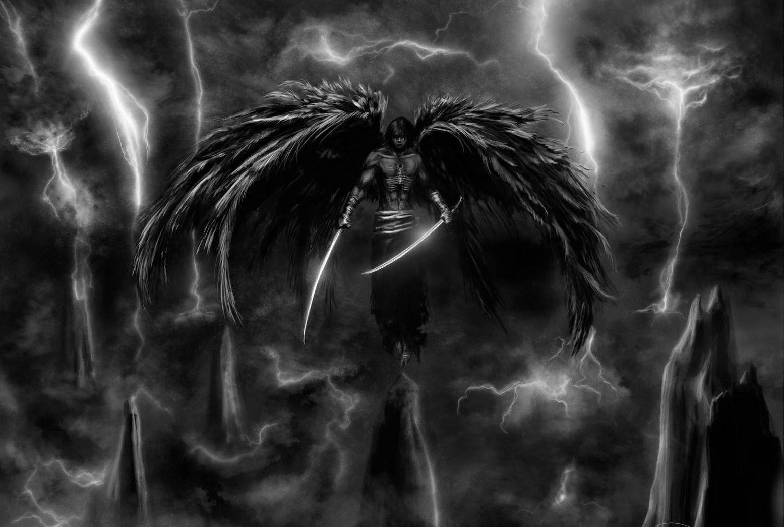 Dark Angel Wallpapers Top Free Dark Angel Backgrounds