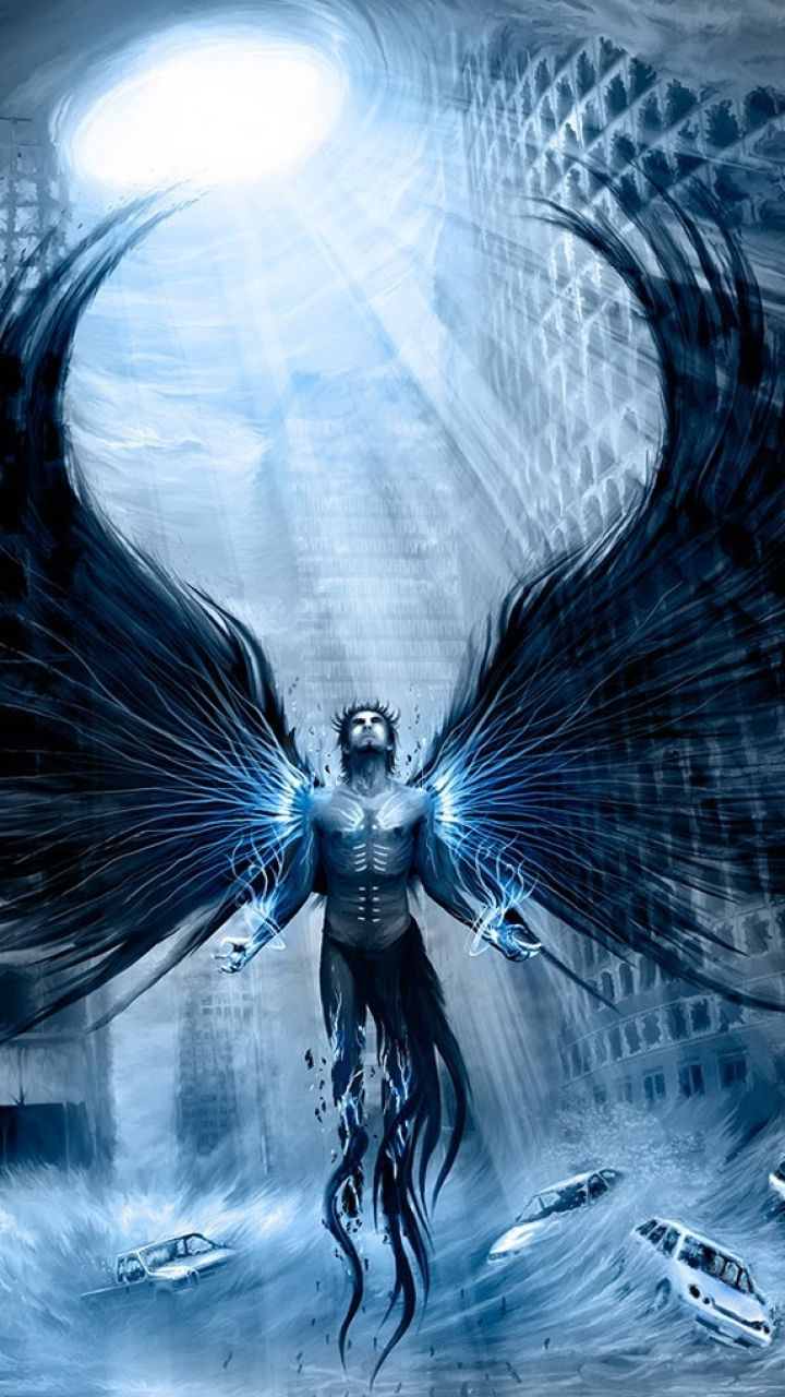 Dark Angel Wallpapers - Top Free Dark Angel Backgrounds ...