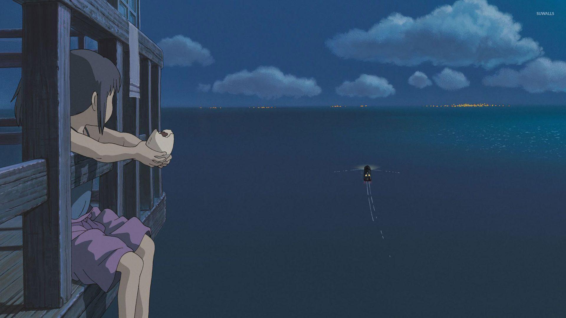 Spirited Away Studio Ghibli Desktop Wallpapers Top Free Spirited Away Studio Ghibli Desktop Backgrounds Wallpaperaccess