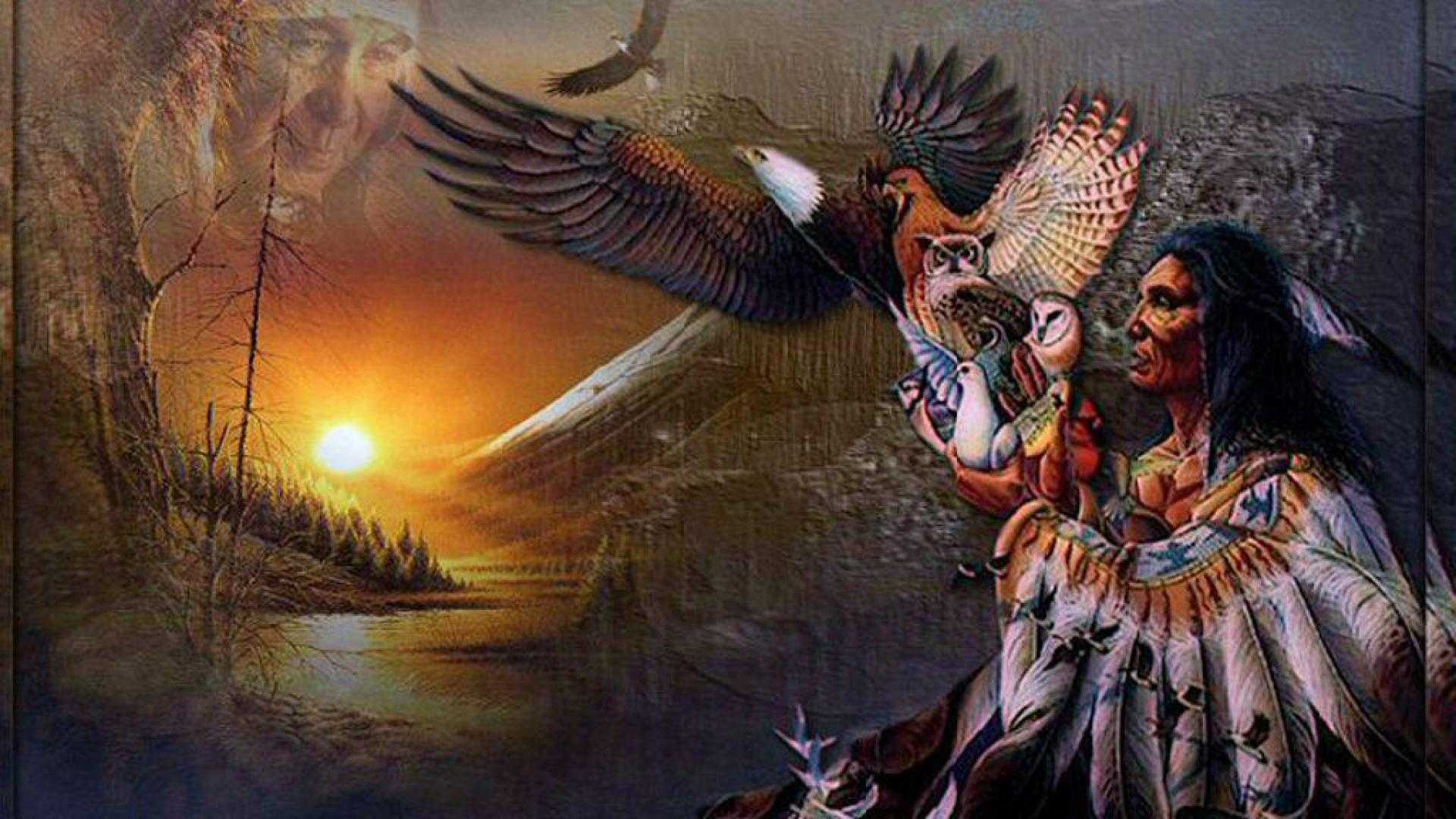 American Hd Wallpaper Widescreen 1920x1080: Native American Desktop Wallpapers