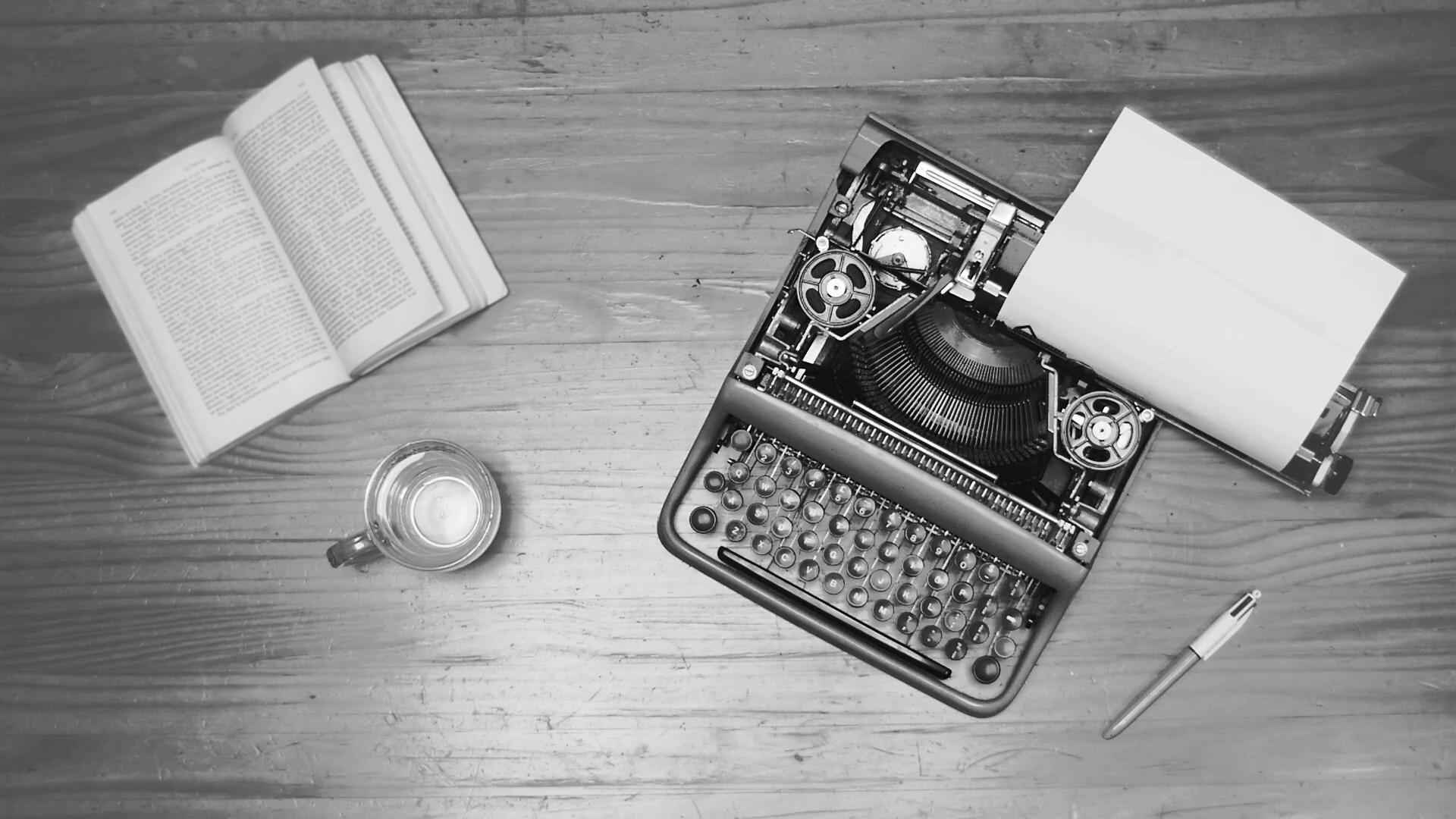 Typewriter Wallpapers - Top Free Typewriter Backgrounds