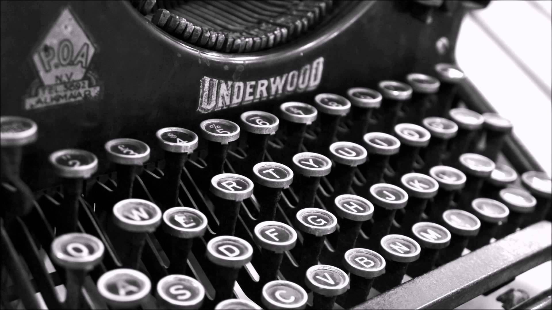 Typewriter Wallpapers - Top Free Typewriter Backgrounds
