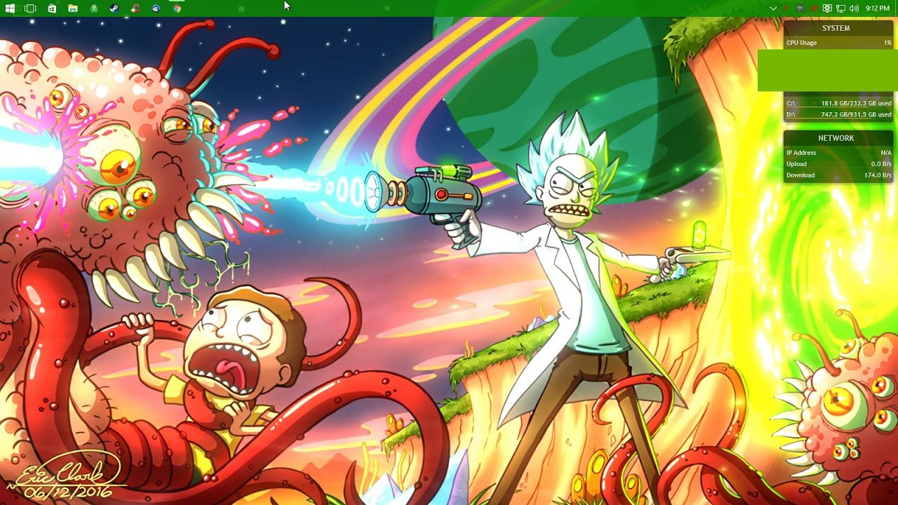Rick And Morty Wallpapers Top Free Rick And Morty
