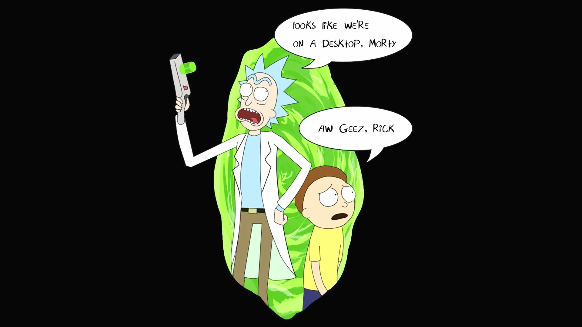 Rick and Morty Wallpapers - Top Free Rick and Morty Backgrounds