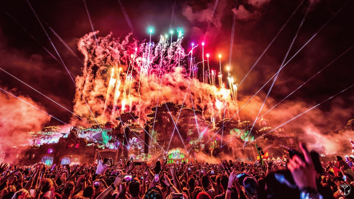 43 Best Free Tomorrowland 4k Wallpapers Wallpaperaccess