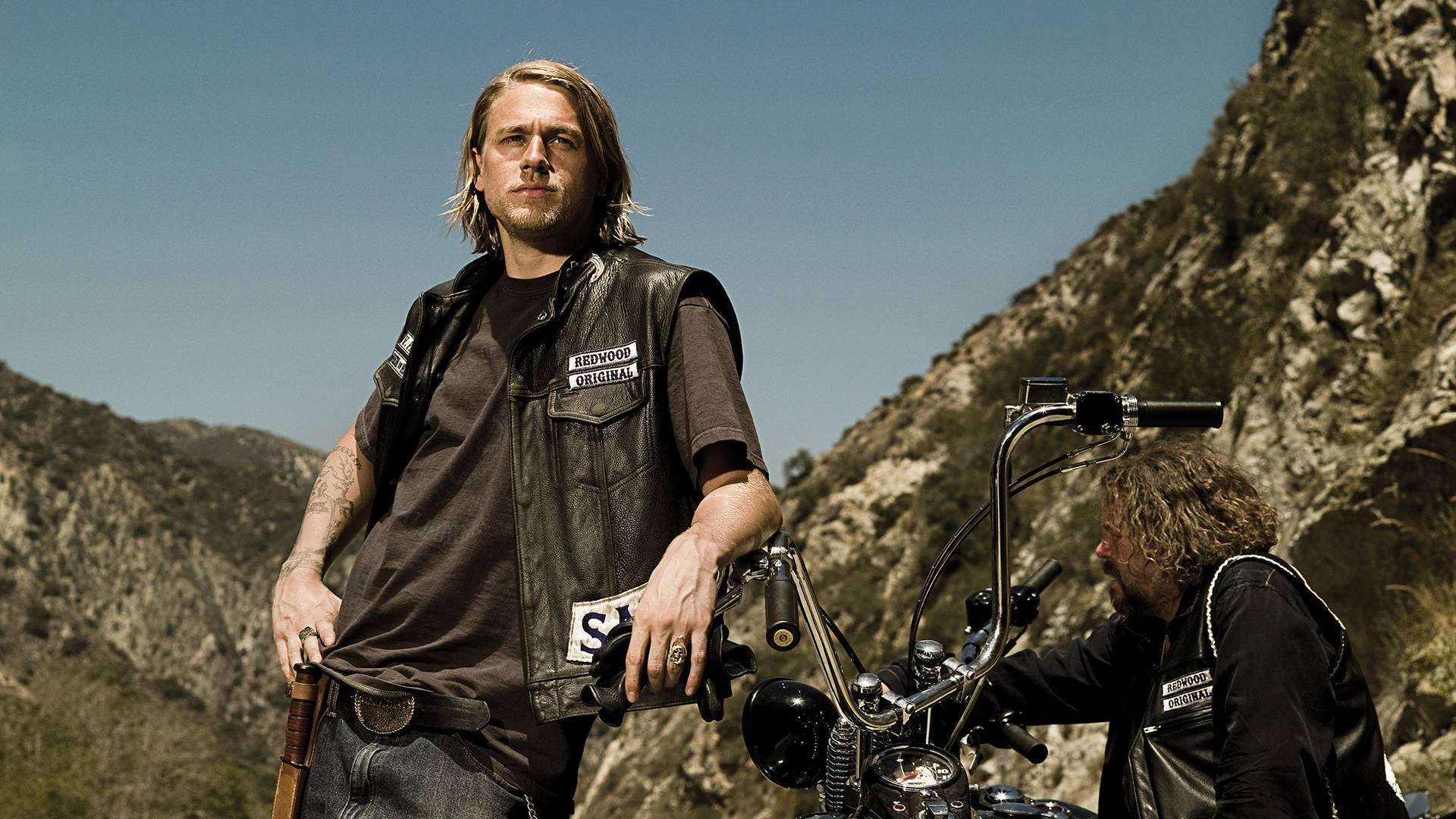 26 Best Free Jax Teller Wallpapers: Charlie Hunnam Sons Of Anarchy Wallpapers