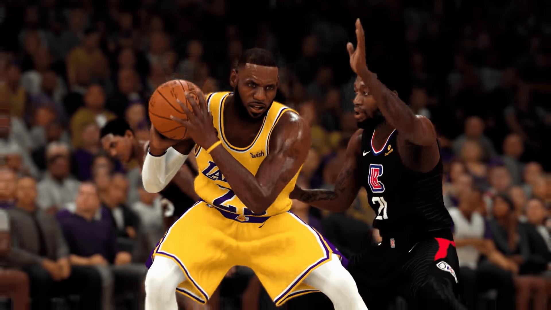 NBA 2k21 Wallpapers - Top Free NBA 2k21 Backgrounds ...