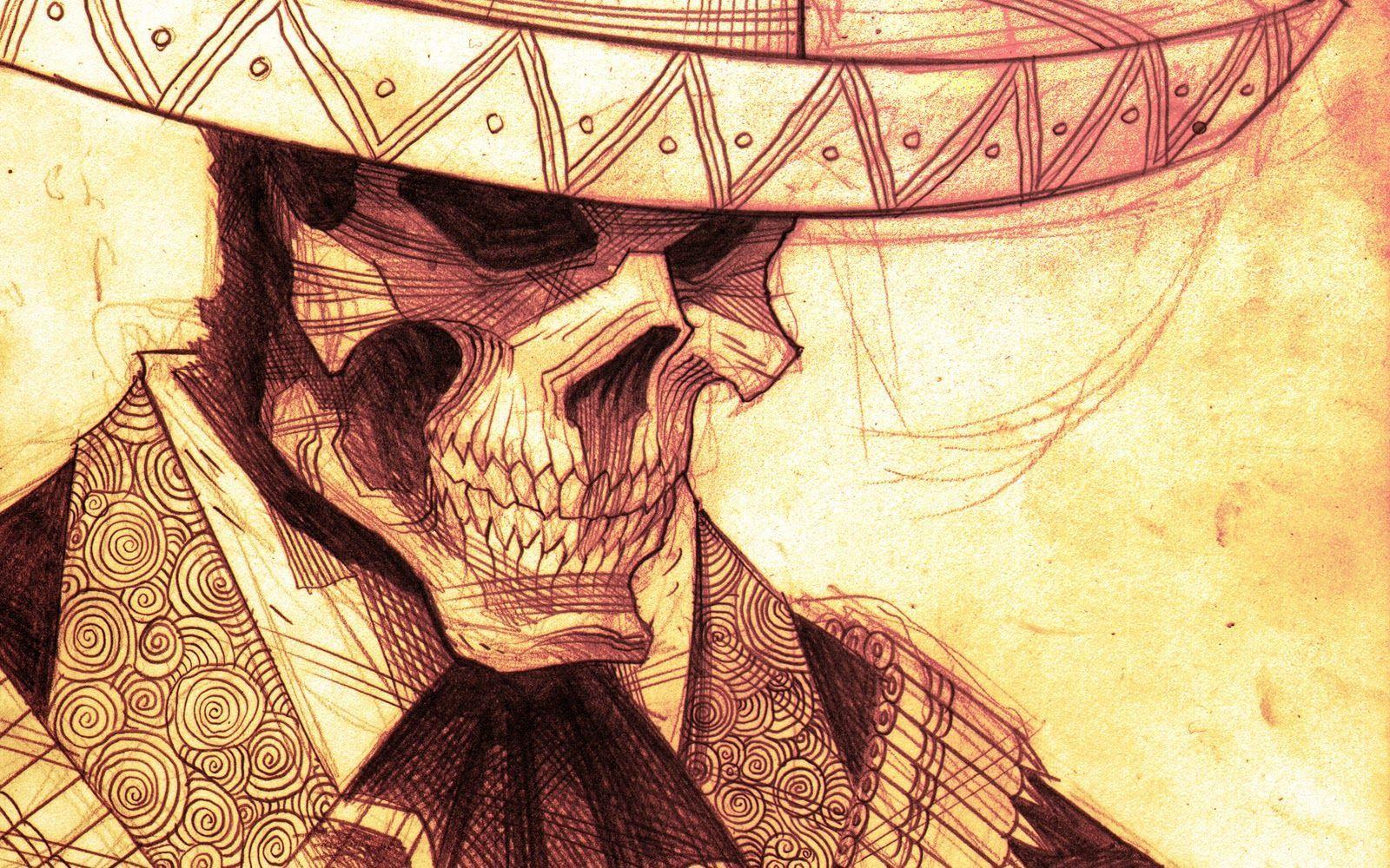 45 Best Free Mexican Art Wallpapers - WallpaperAccess