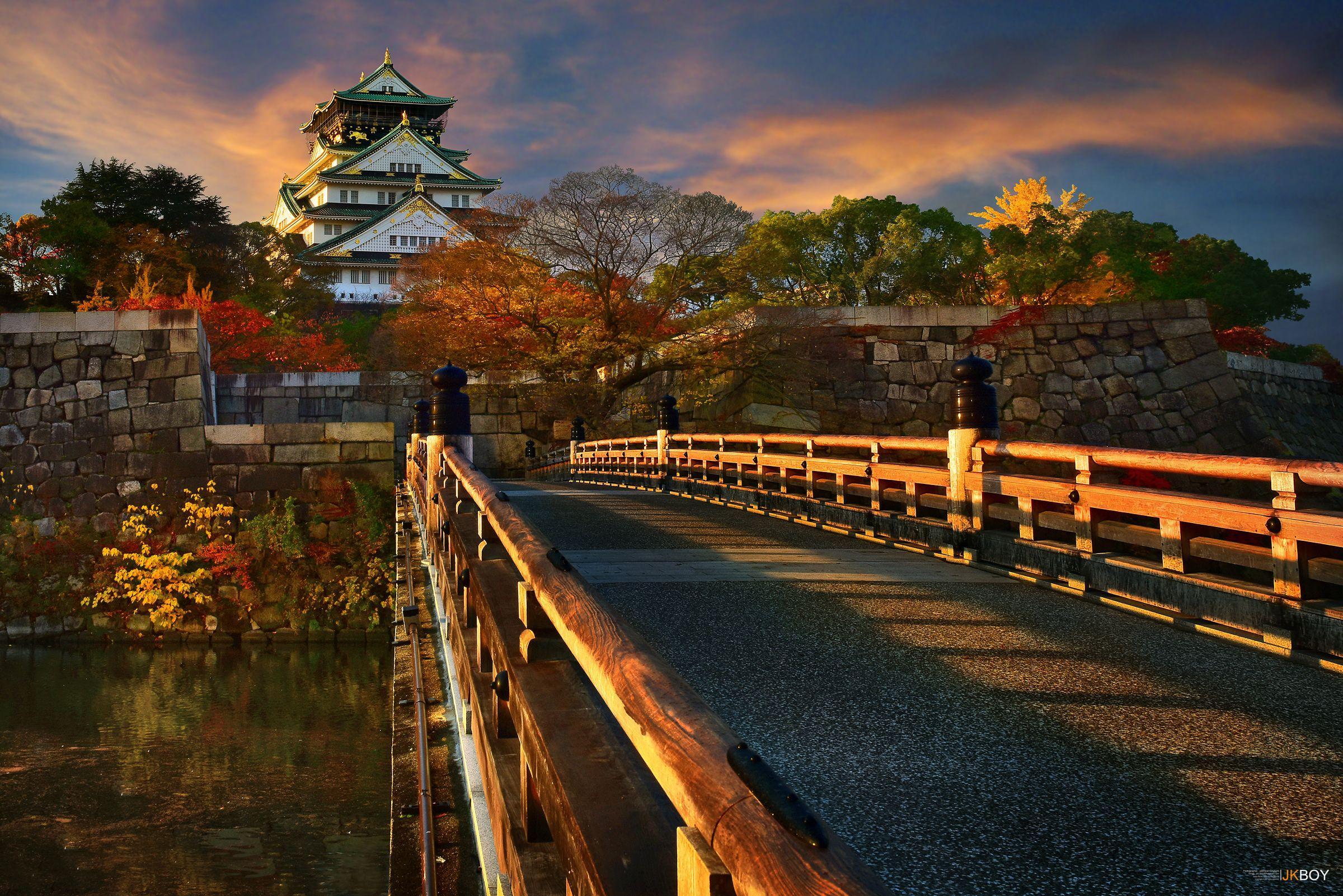 Osaka Wallpapers Top Free Osaka Backgrounds Wallpaperaccess