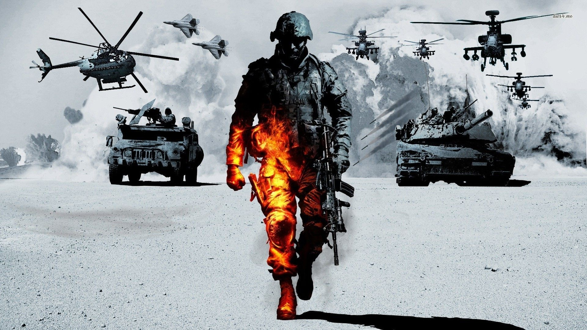 Battlefield 2 Wallpapers Top Free Battlefield 2 Backgrounds