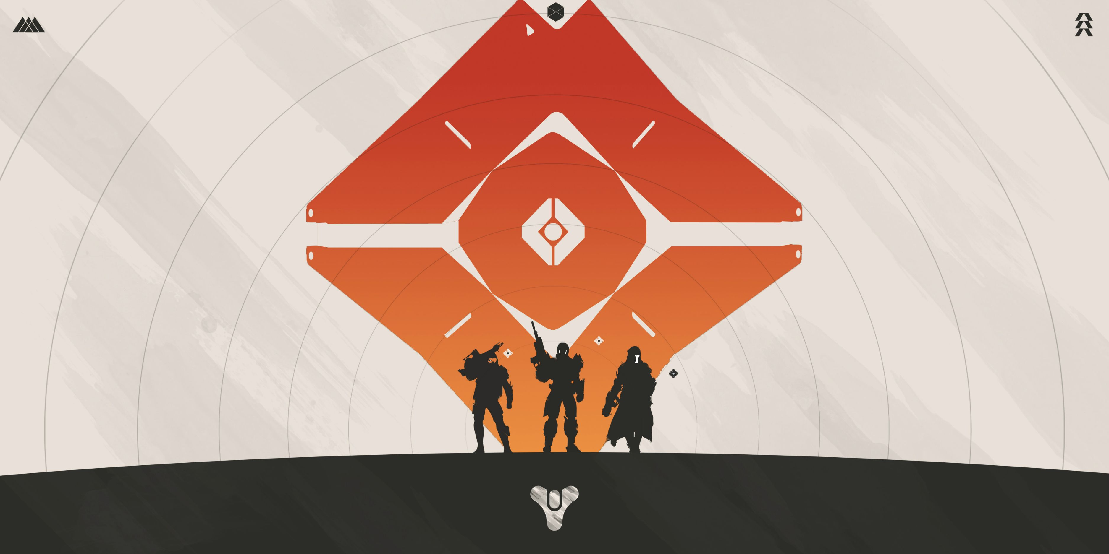 Destiny Ghost Wallpapers Top Free Destiny Ghost Backgrounds Wallpaperaccess