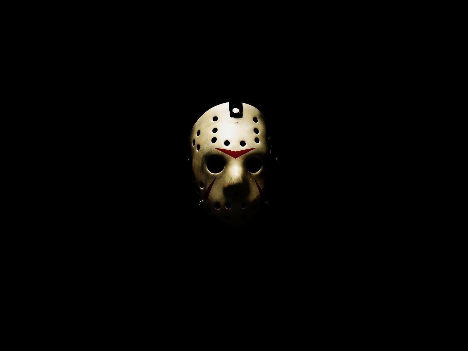 Jason Mask Wallpaper