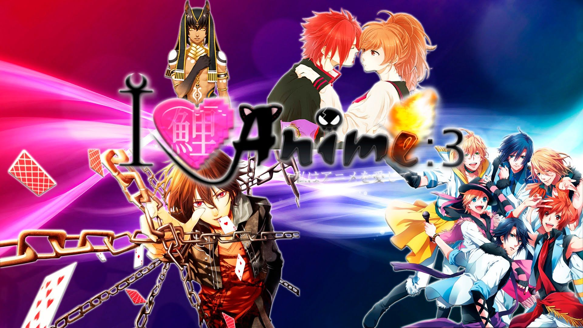 36 best free i love anime wallpapers wallpaperaccess