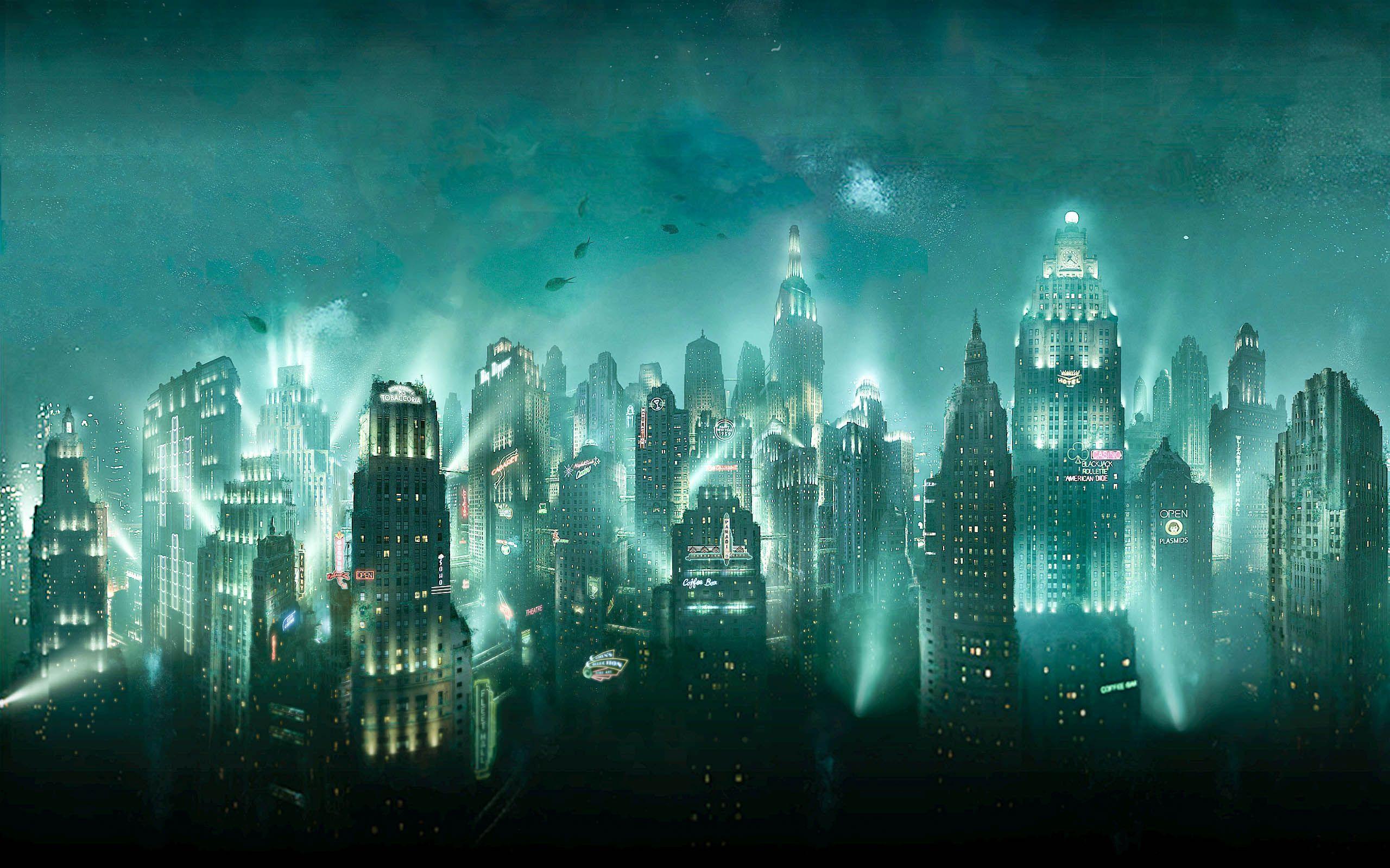 BioShock 4K Wallpapers - Top Free