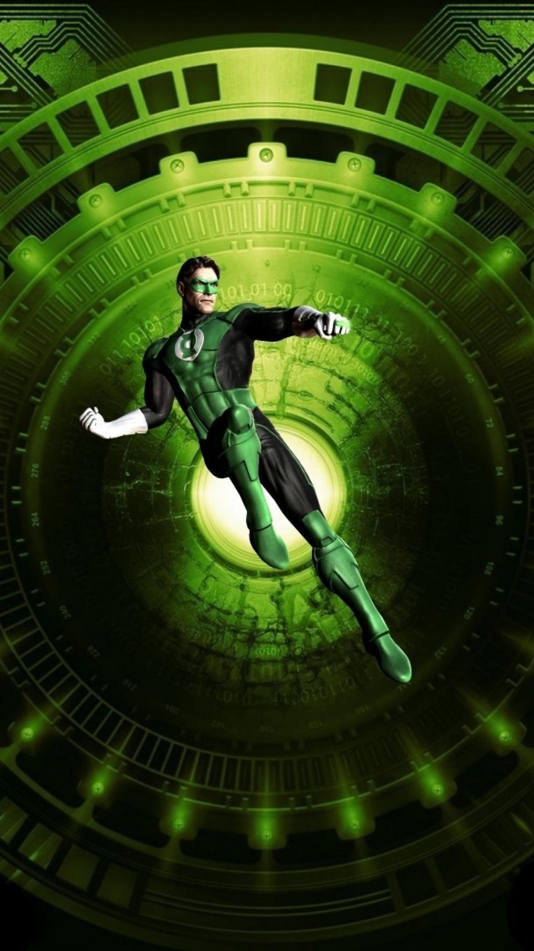 Green Lantern Phone Wallpapers - Top Free Green Lantern ...