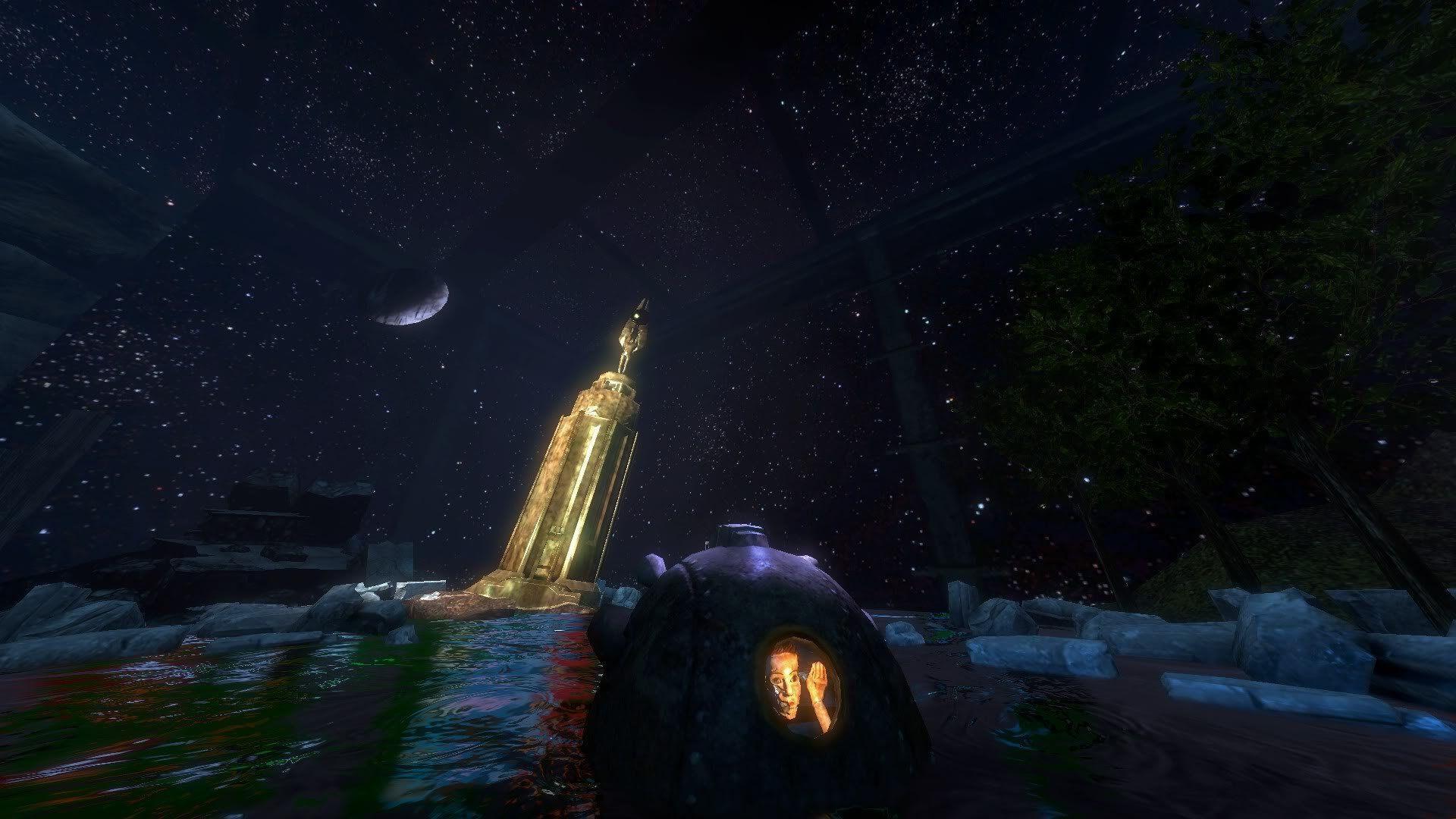 x Rapture BioShock .ru