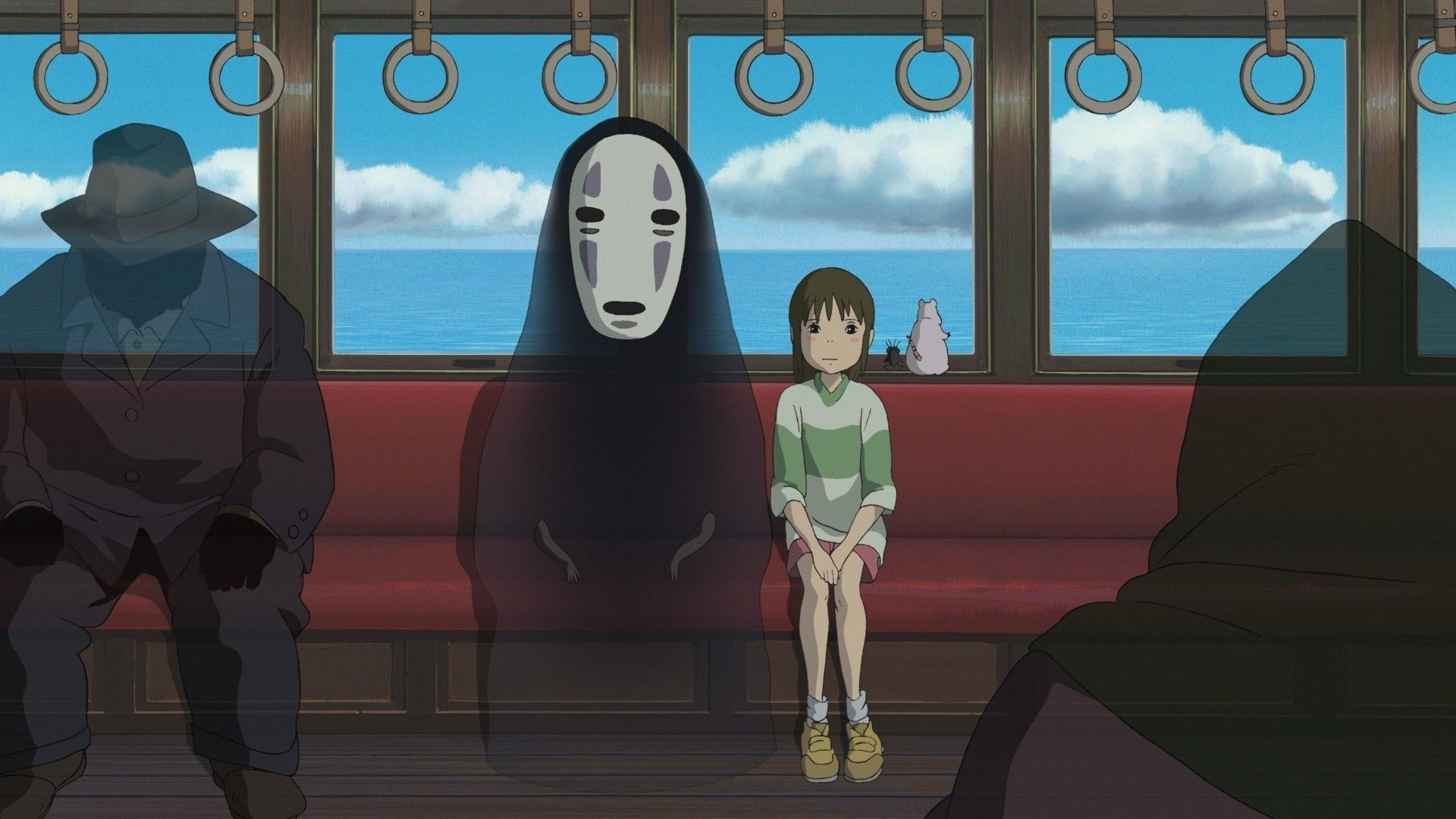 Spirited Away Laptop Wallpapers Top Free Spirited Away Laptop Backgrounds Wallpaperaccess