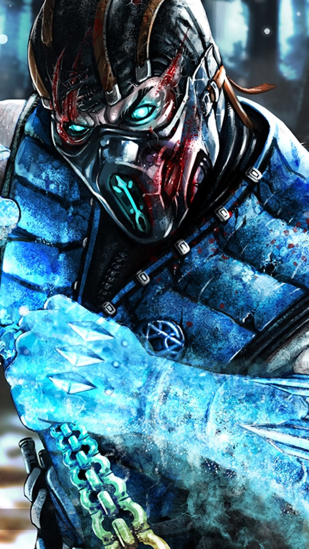 Mortal Kombat X Sub-Zero Wallpapers - Top Free Mortal Kombat