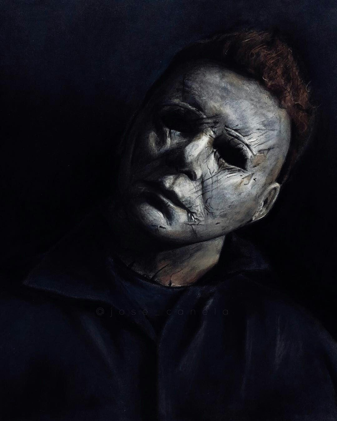 Michael Myers Iphone Wallpapers Top Free Michael Myers Iphone Backgrounds Wallpaperaccess