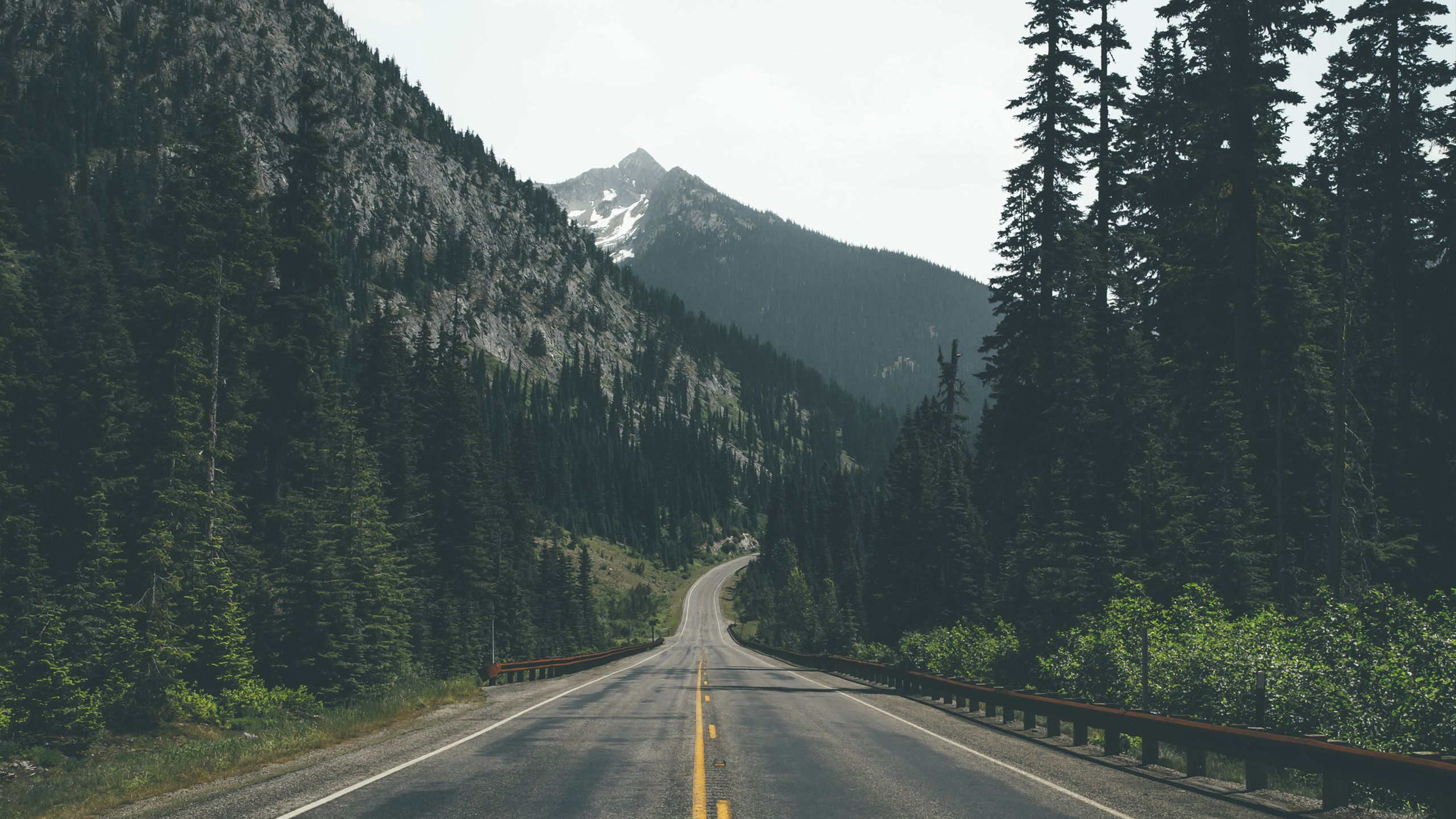 Japanese Mountain Road Wallpapers Top Free Japanese Mountain