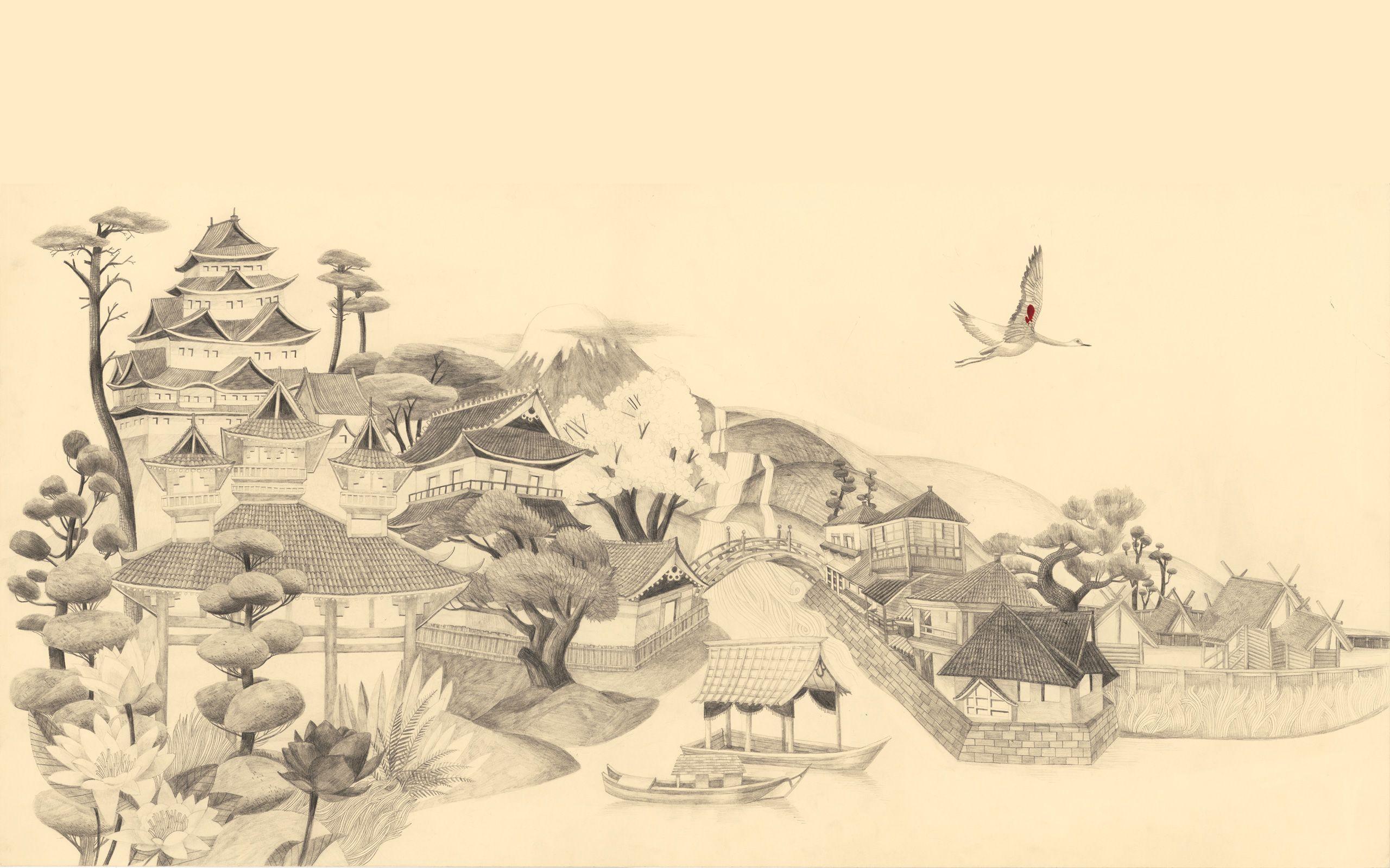 Japanese Fish Art Wallpapers Top Free Japanese Fish Art