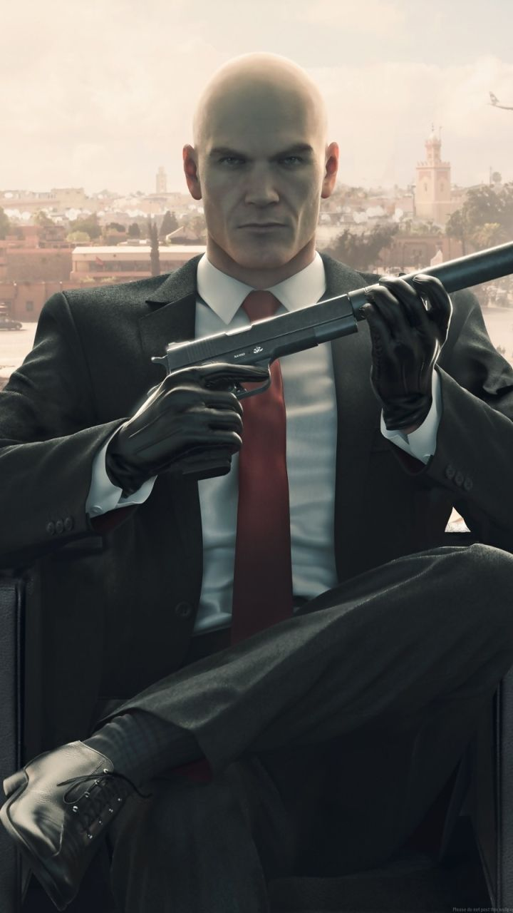 Hitman 2016 wallpapers top free hitman 2016 backgrounds wallpaperaccess - Agent 47 wallpaper ...